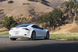 2012 Fisker Karma EcoSport in Shadow over Black Sand Monotone