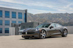 2012 Fisker Karma EcoSport in Earth over Monsoon Tri-Tone
